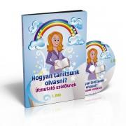 Hogyan tanítsunk olvasni útmutató szülőknek dvd 1